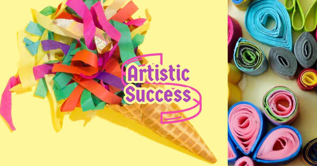 what is Success as an artist