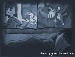 Keto Adventure : Mary 's Nightmare [By Chocoarts] KA1