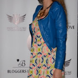 WWW.ENTSIMAGES.COM -  Eliza  Salinieka    at     The Bloggers Love Collection - fashion show The Penthouse, 1 Leicester Square, London August 22nd 2013                                                   Photo Mobis Photos/OIC 0203 174 1069
