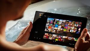 Nín thở với loạt video tra tấn Sony Xperia Z4 Tablet