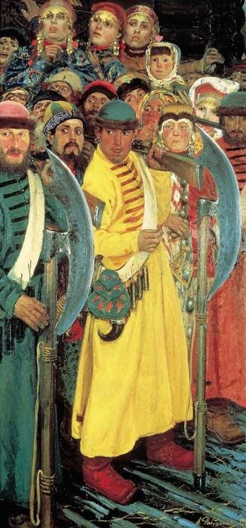 Древняя Русь Рябушкина