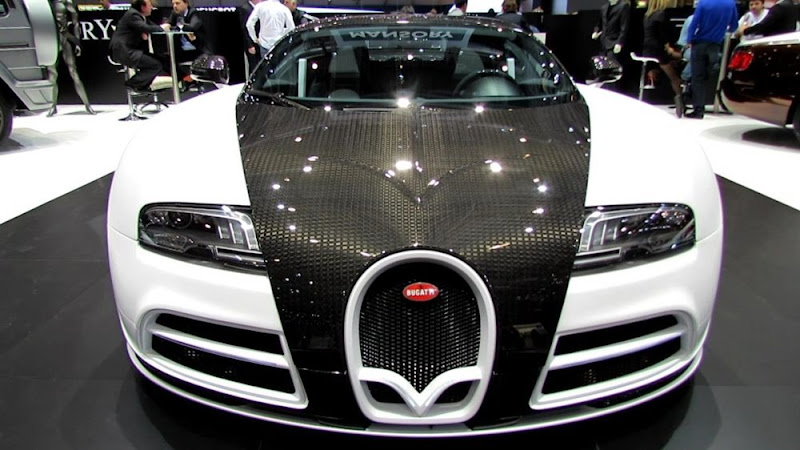 Bugatti Veyron by Mansory Vivere Wallpaper