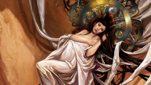 Wondrous Magician Of Fair, Fantasy Girls 1