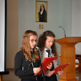 Szkolne Święto Niepodległości Polski, 2014-11-07