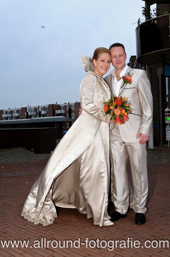 Bruidsreportage (Trouwfotograaf) - Foto van bruidspaar - 130