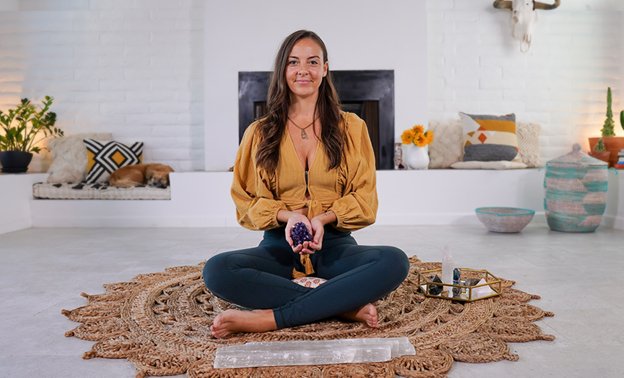 In Which Ways Do Healing Stones Affect the Energy of a Space?