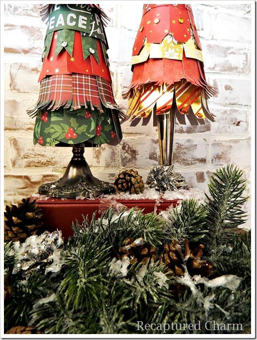 paper christmas tree17
