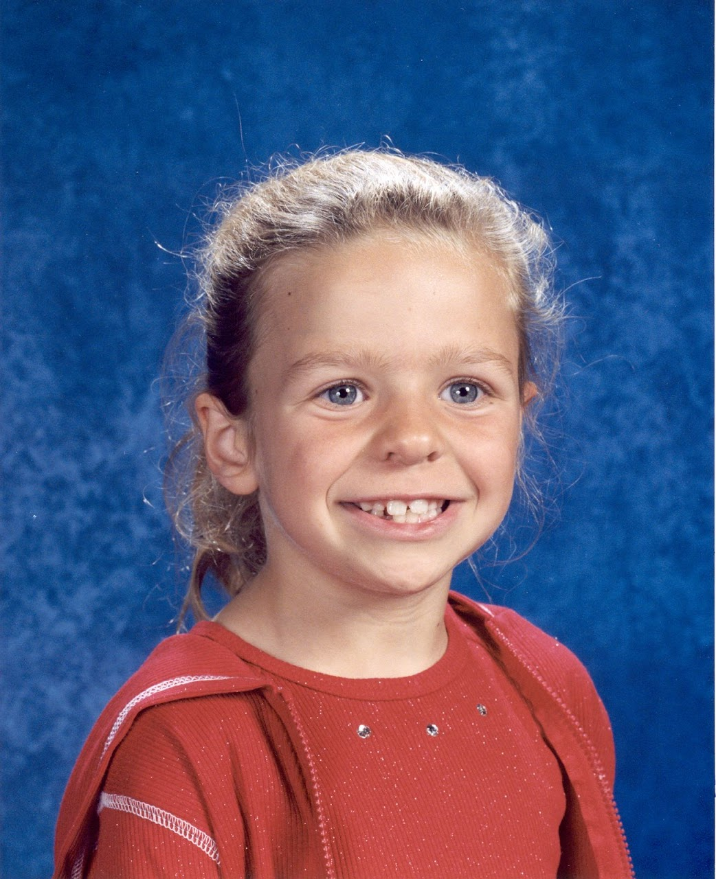 Courtney 1st grade 2002