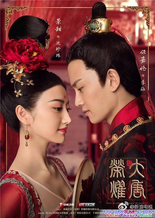 5 tác phẩm truyền hình Hoa ngữ đang làm mưa làm gió hiện nay - Ảnh 5.