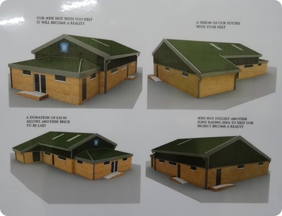 New Scout hut diagrams