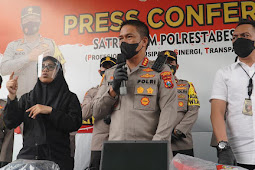 Satu Bulan 41 Kasus dan 49 Tersangka Serta Tiga Kasus Menonjol Diungkap oleh Satreskrim Polrestabes Surabaya