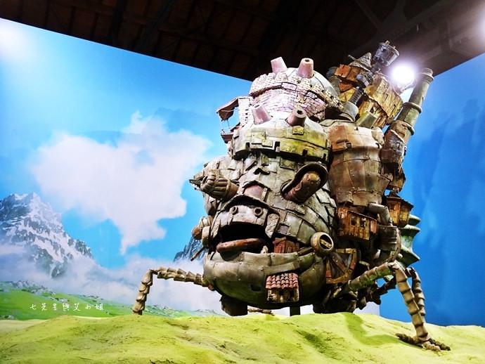 5 吉卜力的動畫世界特展