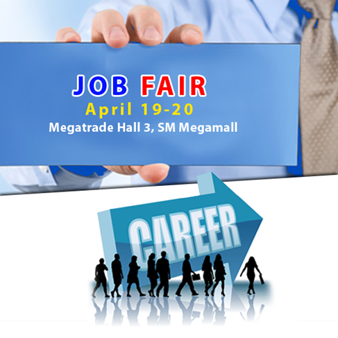 Job Fair April 19-20, 2016