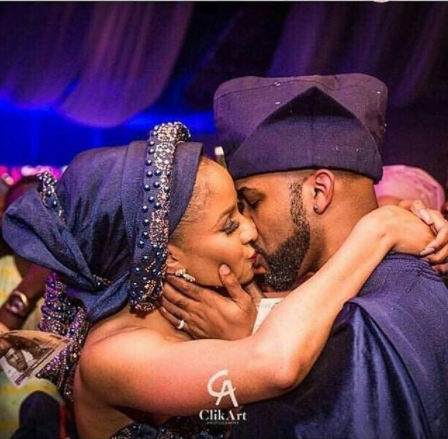 BAAD2017 : Banky and Adesua at their traditional marriage and details of their upcoming white wedding