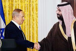 Hamas indignado após Netanyahu visitar a Arábia Saudita para conversas secretas