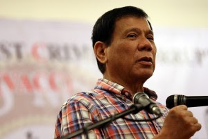 Image of Duterte Gave an Ultimatum to Drug Pushers: Leave Davao or Get Killed