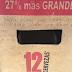 Niña de Coahuila pide ayuda por maltrato con mensaje en un cartón de cervezas