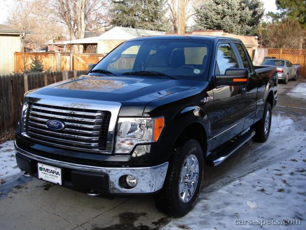 2011 ford f 150 supercab specifications pictures prices. Black Bedroom Furniture Sets. Home Design Ideas