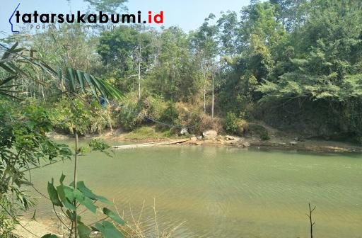 2 Desa Perbatasan 2 Kecamatan di Sukabumi Butuh Jembatan
