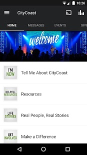 CityCoast Church- screenshot thumbnail