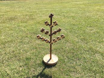 ジュエリーハンガーツリー 2D (S) jewelry hanger tree