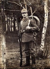 Member of the Pommersches Pionier Batl. Nr 2