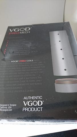 DSC 2503 thumb%25255B3%25255D - 【メカニカル】「VGOD Pro Mech Mod」レビュー。豪華でイカツイシンプルハイブリッド18650メカニカルMOD!!【MOD/チューブ/電子タバコ】