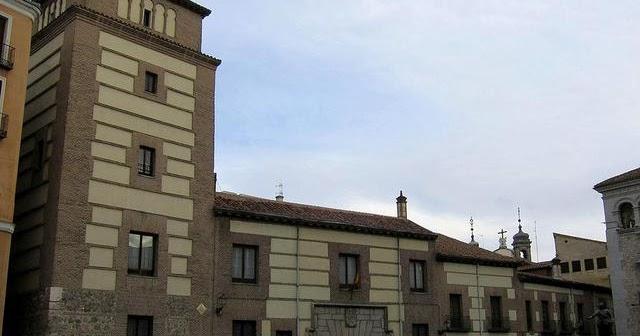 Torre y casas de los lujanes viendo madrid - Casa de labranza madrid ...