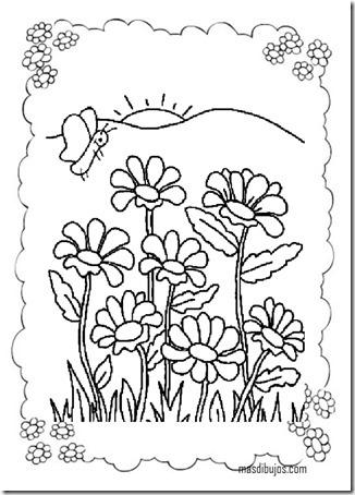 ´colorear primavera masdibujos  (9)