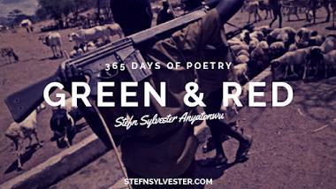 Green & Red - Stefn Sylvester Anyatonwu