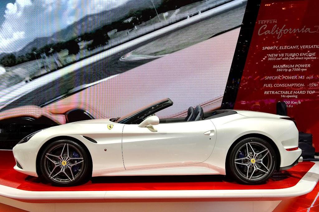Ferrari California T Geneva Motor Show 2