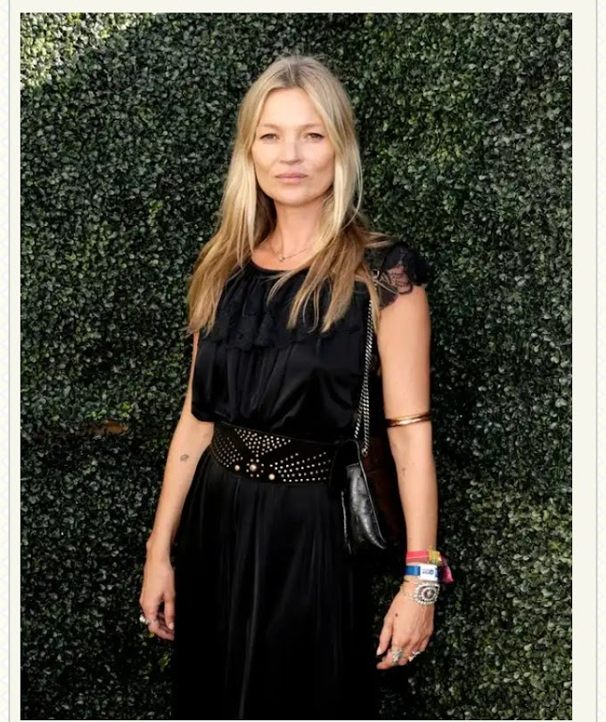 Kate Moss Auctions A Video Of Her Sleeping Naked In Bed For £12,000