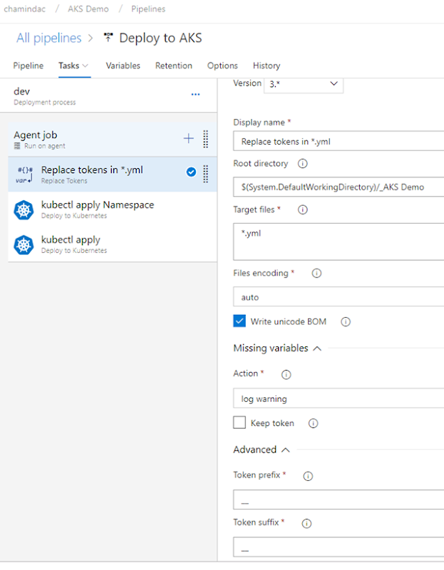 Chaminda's DevOps Journey with MSFT: Deploying ASP NET Core