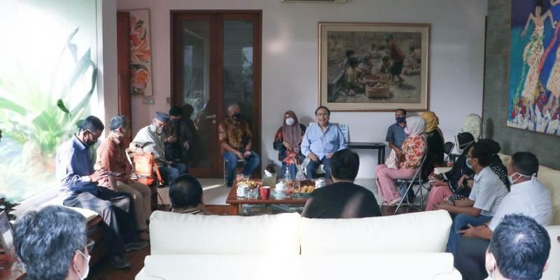 Temui Aktivis KAMI Se Jawa, Rizal Ramli Sarankan Jokowi Mundur Secara Baik-baik