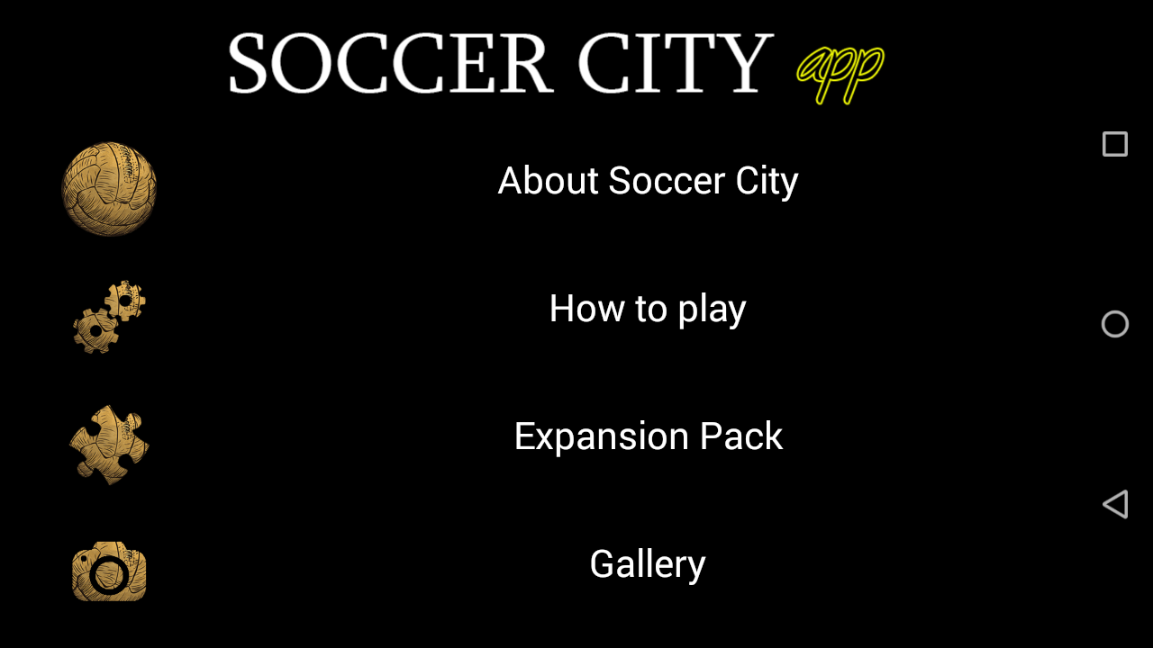 Soccer City- screenshot