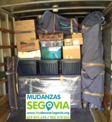 Transportes Ventosilla y Tejadilla Segovia