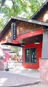 Banger's Sausage House and Beer Garden in Austin, Texas