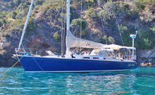 J/46 Questar offshore performance cruising sailboat- for sale