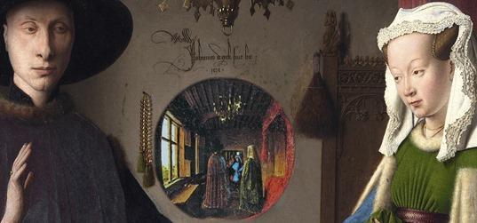 retrato-del-matrimonio-arnolfini-con-firma-y-detalle-de-espejo-rectificado