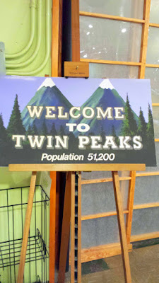 Nodoguro Twin Peaks Dinner theme in 2015