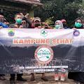 Jum'at Bersih Kegiatan Rutin Pemerintah Desa Sukamantri,Karang Tengah,Cianjur