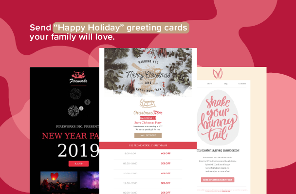 Last Day To Send Christmas Cards 2019 BEE Templates for Gmail   G Suite Marketplace