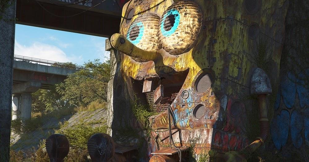 Pac Man Machine >> Pop Culture Dystopia   Amusing Planet