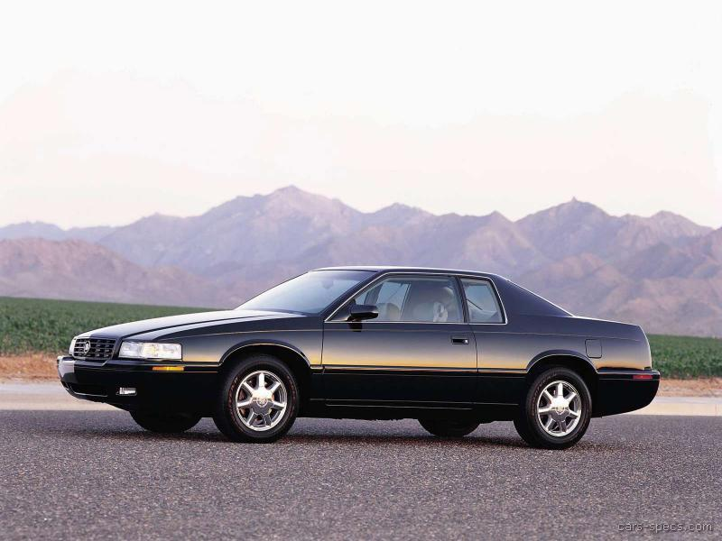1995 cadillac eldorado coupe specifications pictures prices. Black Bedroom Furniture Sets. Home Design Ideas