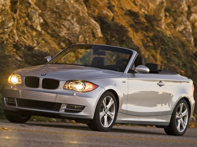 2009 bmw 1 series convertible specifications pictures prices. Black Bedroom Furniture Sets. Home Design Ideas