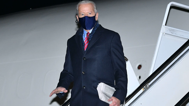 Top Democrat Senator Slams Biden: He's Going In 'Wrong' Direction By Being 'Strictly Partisan'