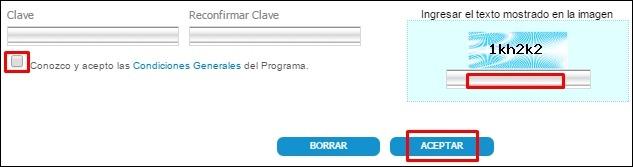 Abrir mi cuenta Aerolineas Argentinas - 4