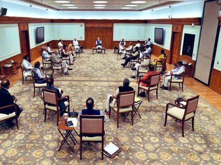 पीएम मोदी की अगुवाई में कैबिनेट की बैठक आज, 34 साल बाद नई शिक्षा नीति को मिलेगी मंजूरी