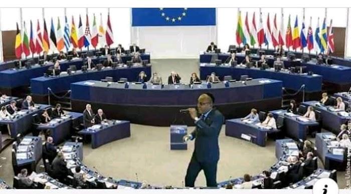 Biafra: Nnamdi Kanu's Speech At European Parliament (FULL TEXT)