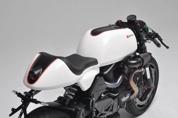 ★Buellベースのカスタムバイク Bottpower XC1